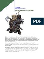 Ranger Guide