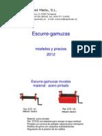 Escurregamuzas PDF