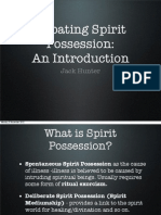 Intro to Spirit Possession