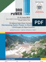 HydroPowerReport 2012