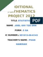 ADD Math Folio Complete