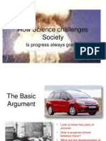 PP1 - How Sciences Challenges Society