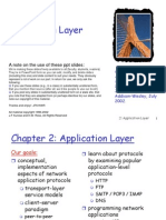 Application Layer (Computer Network)