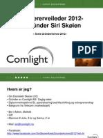 Etablererveileder 2012 - Siri Skøien