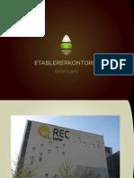 Etablererveileder 2012 - Tone Allum Etablererkontoret Telemark