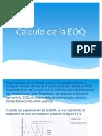 Calculo de La EQQ