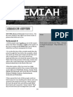 Nehemiah Session Seven