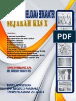 Cover ASMAR Klx X-2012-2013