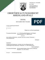 Rotmilan-OVG-Urteil