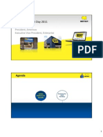 3 Best Buy 2011 Analyst Day Multi-Channel Strategy