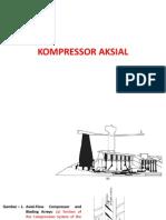 Kompressor Aksial