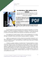 Escuela Amiga en El Duelo_Revista Aula