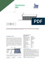 Calefactor Solar Zimex