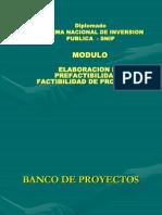ELABORACION DE PROYECTOS DE INVERSIÓN