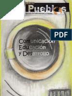 Cuaderno Comunicación, Educación y Desarrollo. 2011.