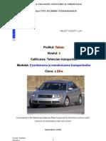 Coordonarea Si Monitorizarea Transporturilor