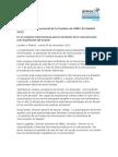 Nota de prensa Congreso AMEC español