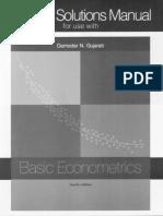 52243796 Gujarati Basic Econometrics Solutions