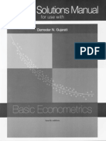 52243796 Gujarati Basic Econometrics Solutions