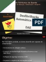 Apresntação DAE - IPG