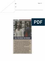 Evening Herald 30.10.2012