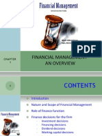 395 33 Powerpoint Slides 1 Financial Management Overview CHAPTER 1