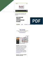 Photodiode Dark Sensor