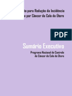Sumario Colo Utero Versao 2011
