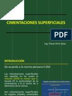 B Cimentaciones Superficiales
