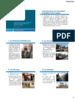 Tema 6 - Actividades Urbanas