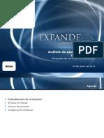 El Financiero Diagnostico Proyecto Novo