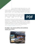 Mineria en El Peru