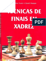 Euwe, Hooper - Técnicas de Finais em Xadrez