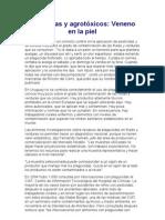 Pesticidas_y_agrotoxicos - Veneno en La Piel