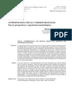 Antropologia Visual y Medios Digitales_nuevas Perspectivas Metosdologicas