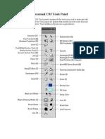 The Flash Professional CS5 Tools Panel