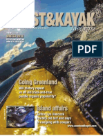 Winter 2012 Coast and Kayak Magazine
