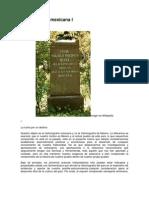 Historiografía mexicana I