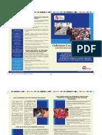 Cartilla informativa sobre Gobiernos Locales y Educacion