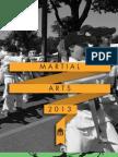 WCH Martial Arts Programs Winter/Spring 2013