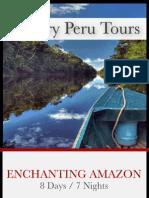 Enchanting Amazon