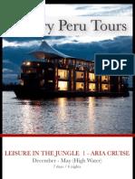 Leisure in the Jungle 1 - Aria Cruise