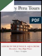 Leisure in the Jungle 2 - Aqua Cruise