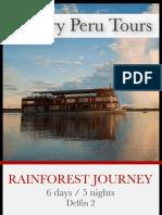RAINFOREST JOURNEY – Delfin