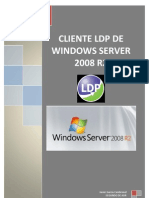 Editar esquema Active directory con LDP en Windows server y en LDAP en Ubuntu