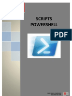 Scripts de Administración Power Shell