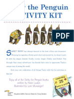 Tacky the Penguin Event Kit