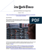 The New York Times, October 7, 2012, Socialbakers
