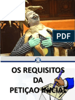 Requisitos Da Peticao Inicial