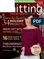 Love of Knitting Holiday 2012